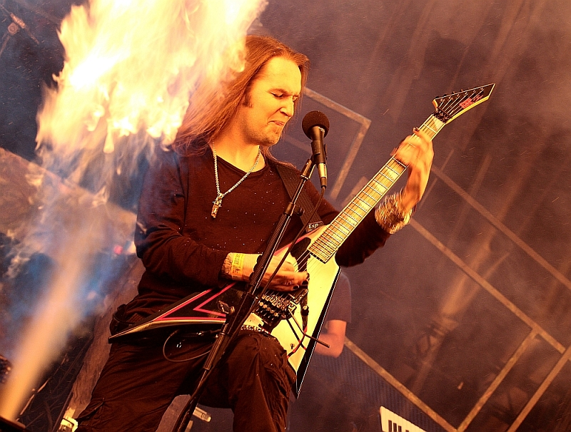 Children Of Bodom, live, Wacken 2011