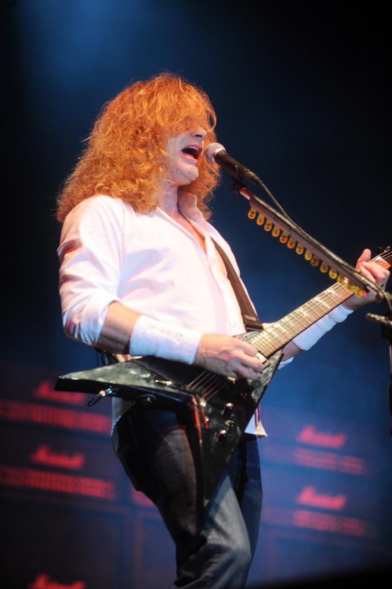 Megadeth auf dem Metalfest 2012, Dessau