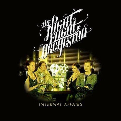 Internal Affairs Cover von The Night Flight Orchestra