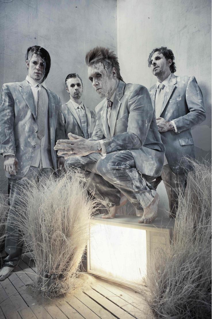 Papa Roach, 2012