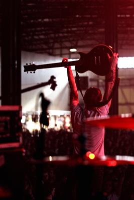 While She Sleeps, live, 21.04.2012 Leipzig