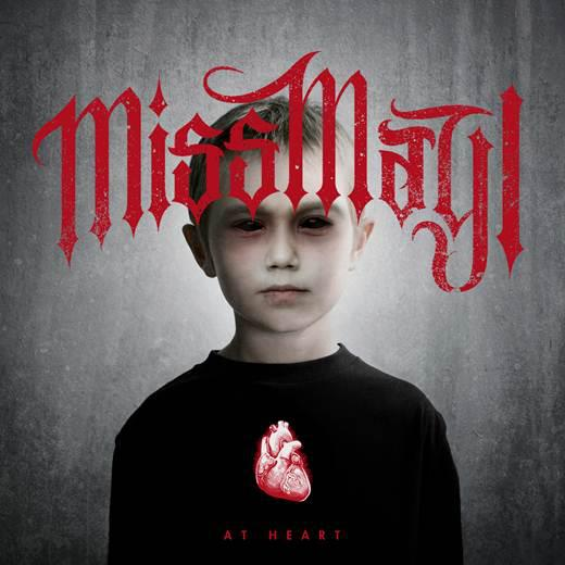 Miss May I At Heart Cover