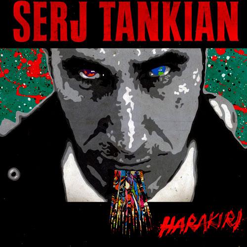 Serj Tankian Harakiri Cover