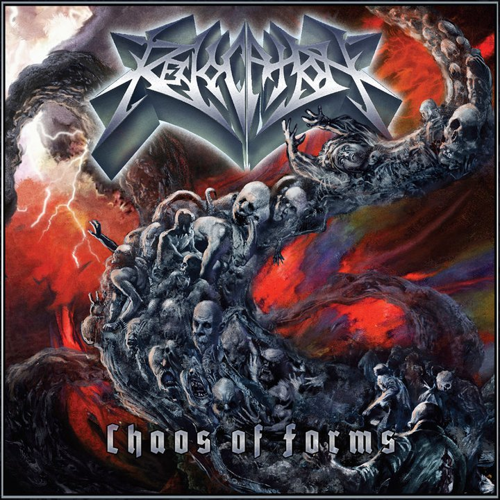 Revocation, Chaos Of Forms, Cover