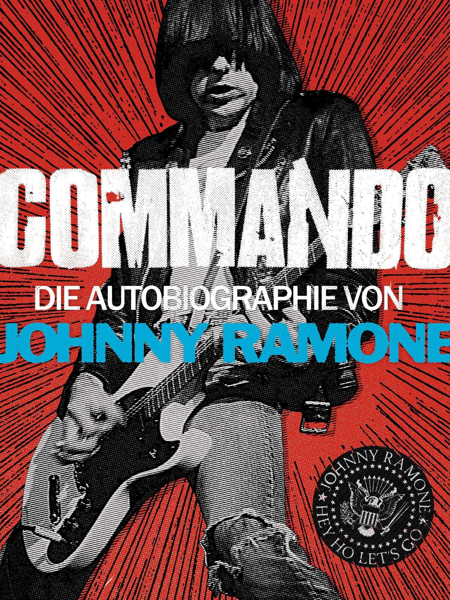 Johnny Ramone 'Commando'