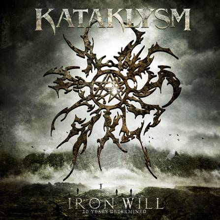 Kataklysm Iron Will Cover