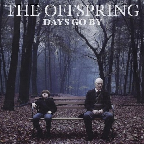 The Offspring Days Go By Cover