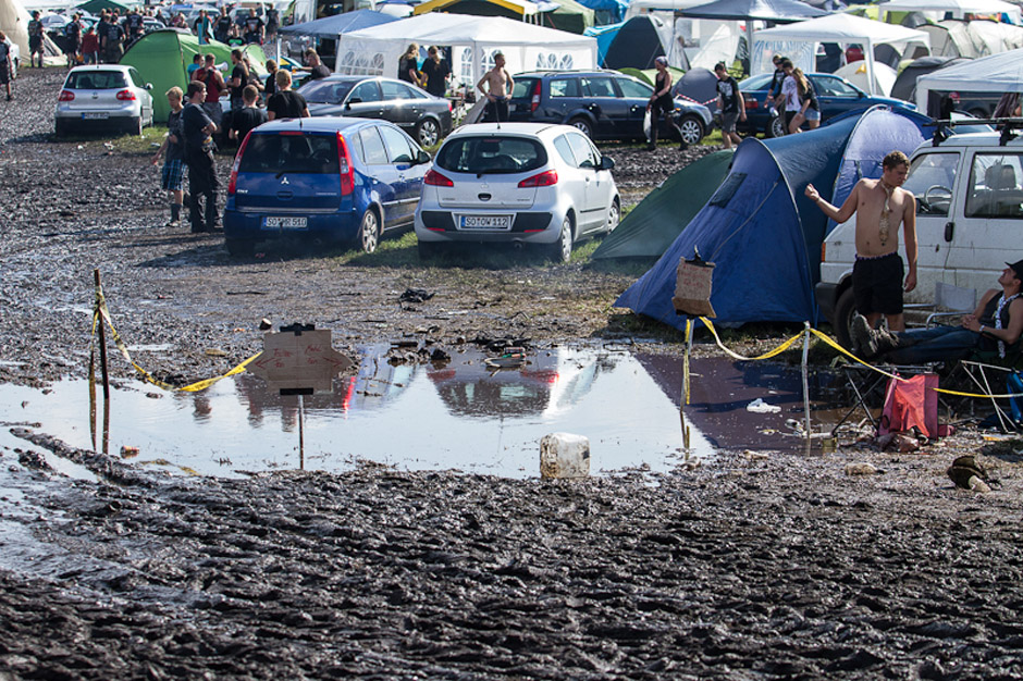 Wacken 2012: Fans und Atmo