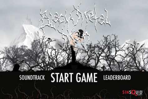 'Black Metal Man'