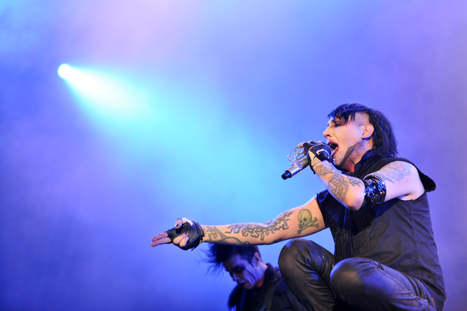 Marilyn Manson, Rock am Ring 2012