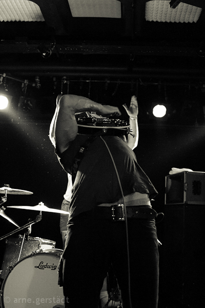 Baroness live, 05.08.2012, Berlin, Festsaal Kreuzberg