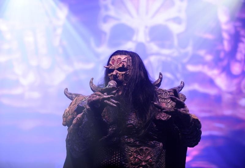 Lordi, live, Bang Your Head 2011