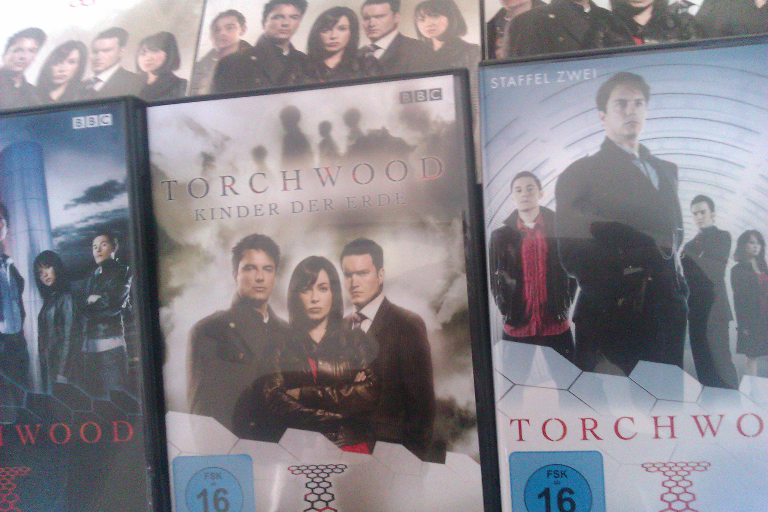 Torchwood Season 1-3