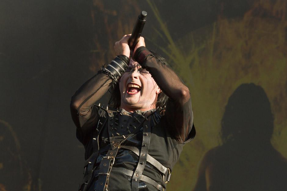 Cradle Of Filth live, Wacken Open Air 2012