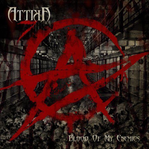 Attika7 Blood Of My Enemies Cover