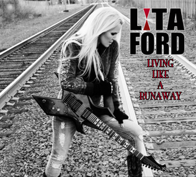 Living Like A Runaway von Lita Ford Cover