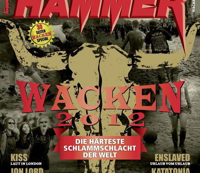 METAL HAMMER September 2012