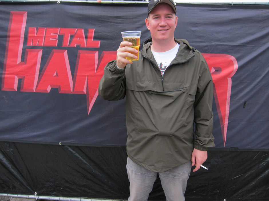 METAL HAMMER auf dem Wacken Open Air 2012