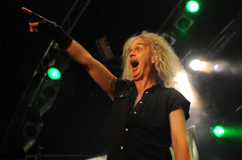 Grave Digger, live, 16.09.2011 Hamburg, Markthalle