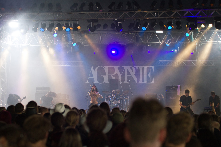Agrypnie live, Summer Breeze 2012