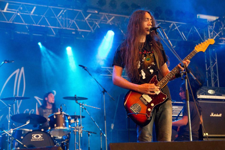 Alcest live, Summer Breeze 2012