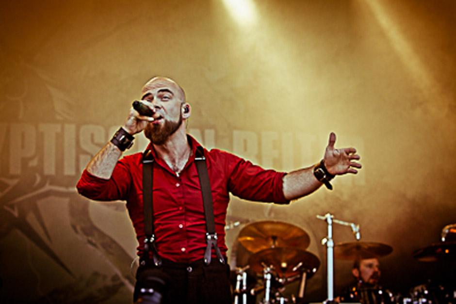 Die Apokalyptischen Reiter live, Summer Breeze 2012