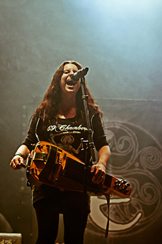 Eluveitie live, Summer Breeze 2012