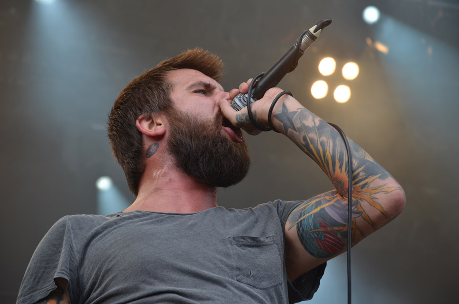 Every Time I Die live, Summer Breeze 2012
