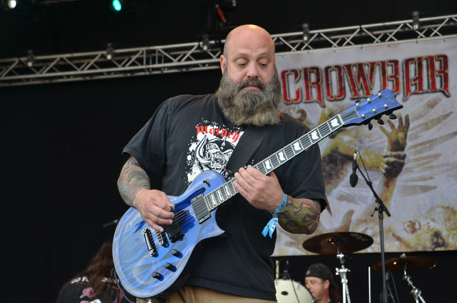 Crowbar live, Summer Breeze 2012