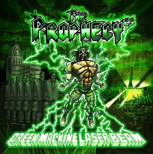 2012er Review zu Green Machine Laser Beam von The Prophecy 23