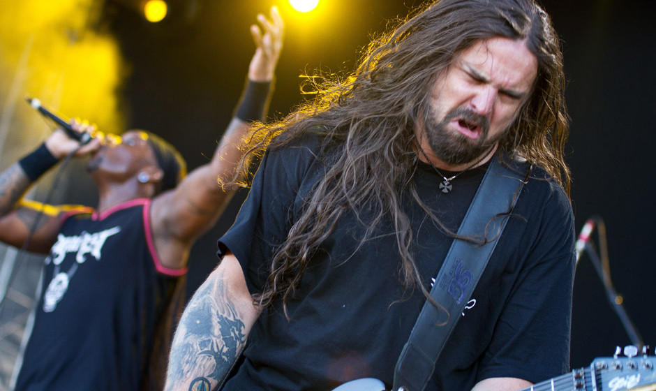 Sepultura live, Summer Breeze 1012