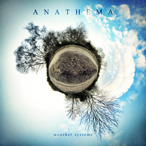 Anathema Weather Systems Cover
