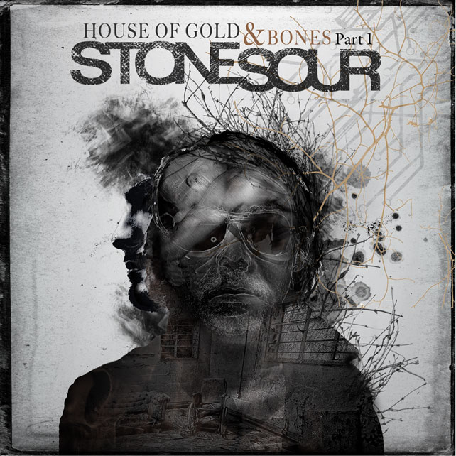 Stone Sour HOUSE OF GOLD & BONES (2012)