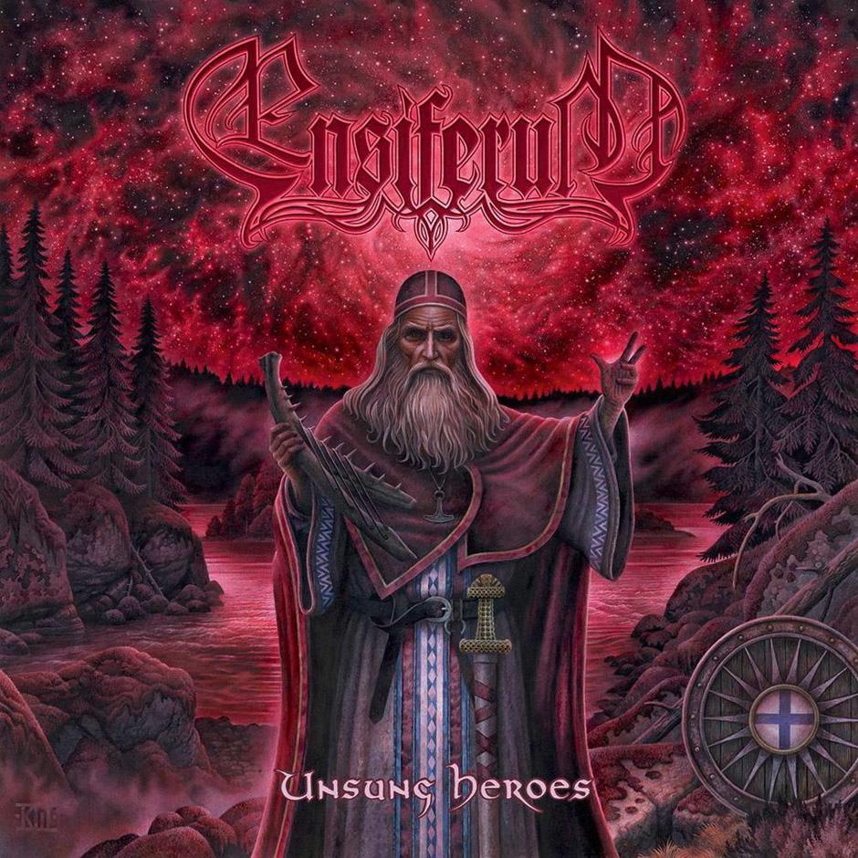 Ensiferum UNSUNG HEROES Review in METAL HAMMER 09/2012