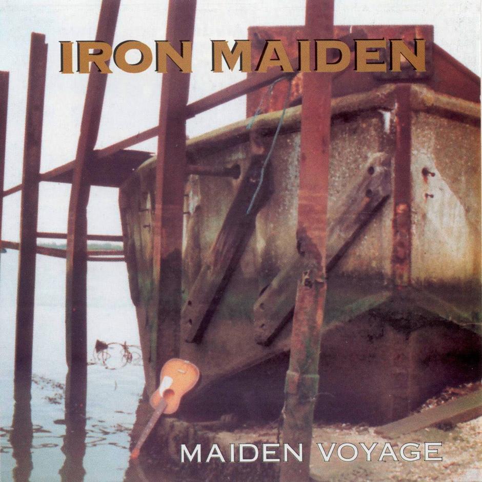 The Original Iron Maiden MAIDEN VOYAGE Review in METAL HAMMER 09/2012