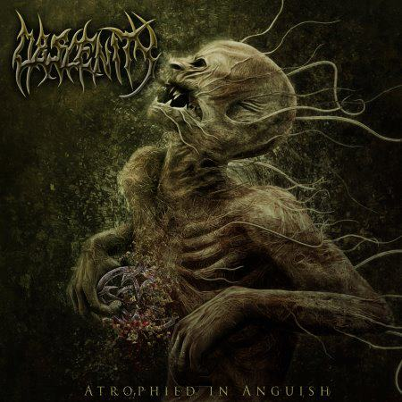 Obscenity ATROPHIED IN ANGUISH (2012)