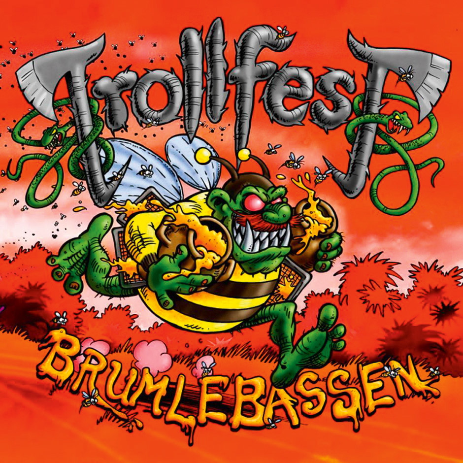 Trollfest BRUMLEBASSEN Review in METAL HAMMER 09/2012