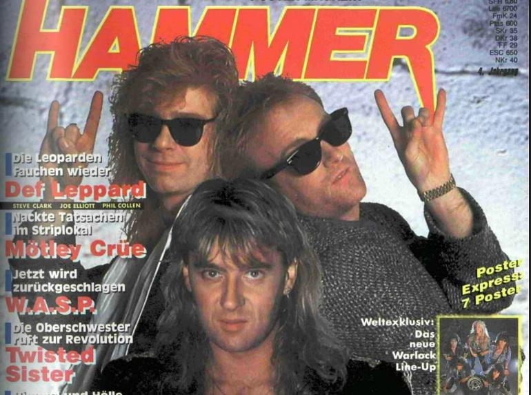 METAL HAMMER 09/1987