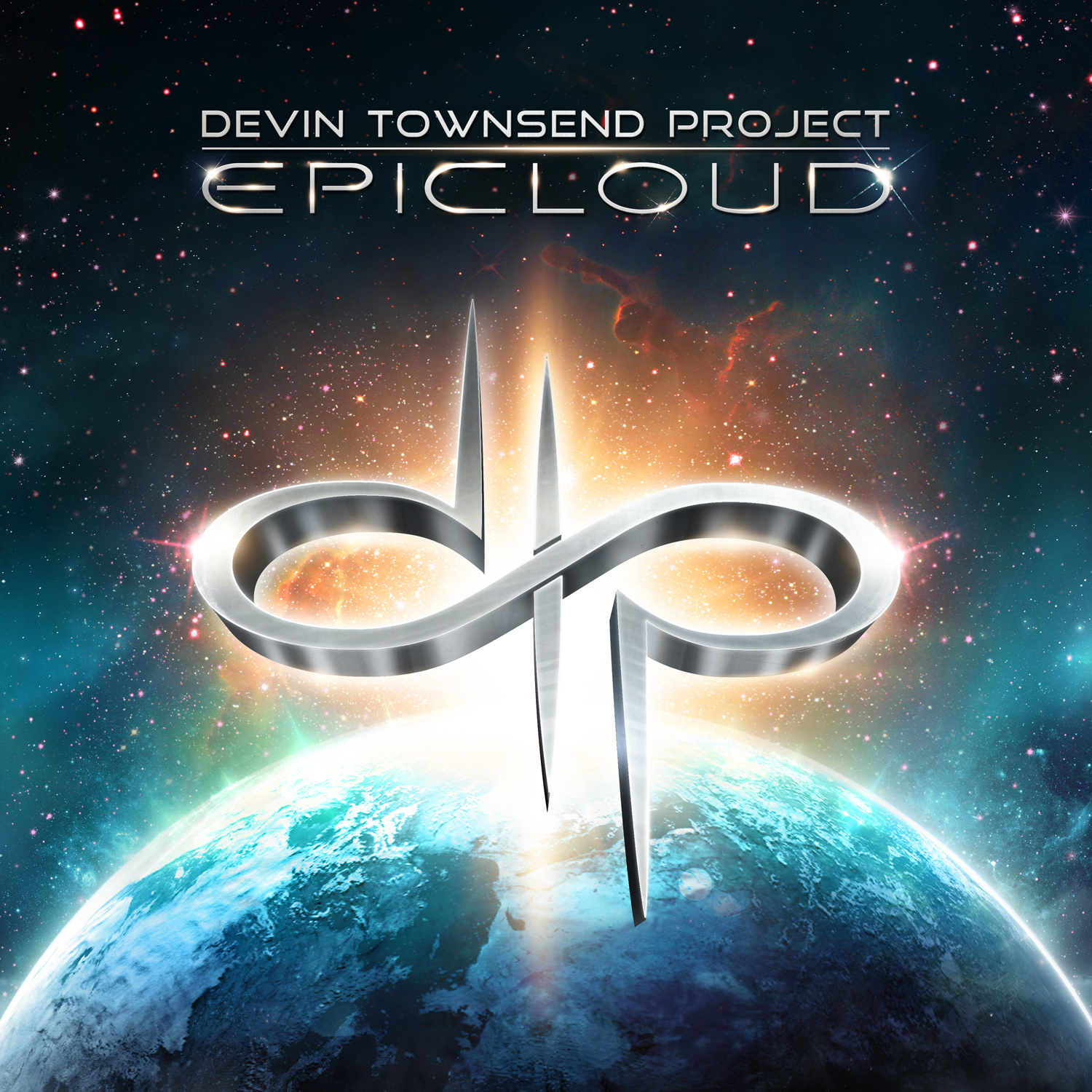 Devin Townsend Project EPICLOUD (2012)