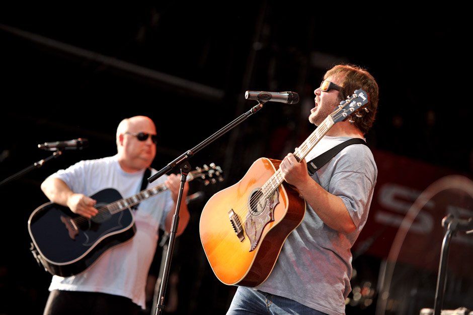Tenacious D, Rock am Ring 2012