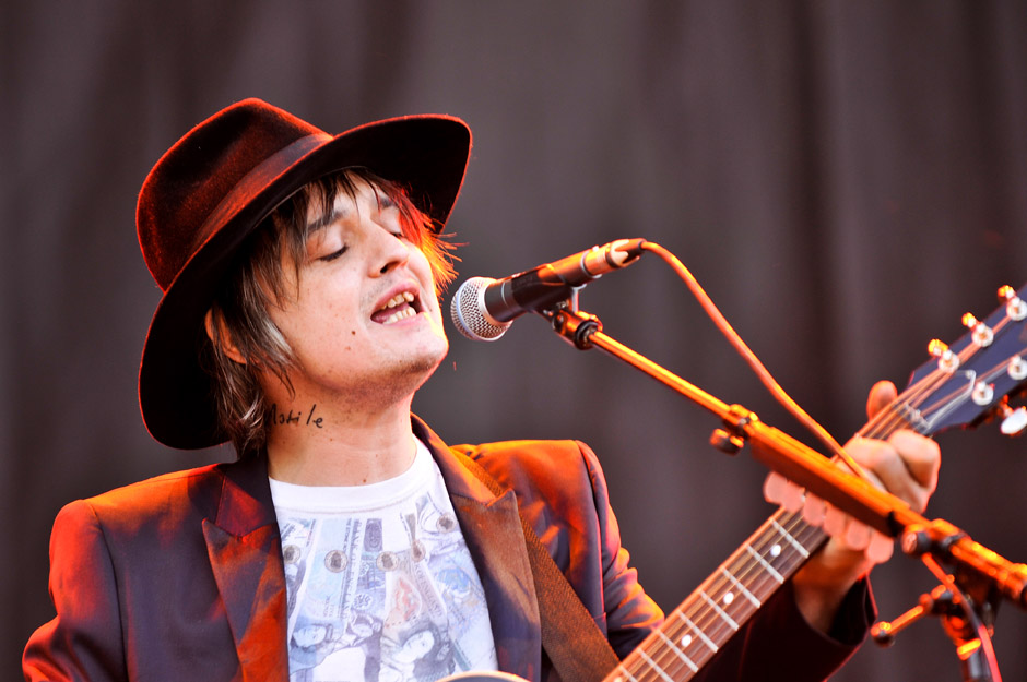 Pete Doherty, Rock am Ring 2012