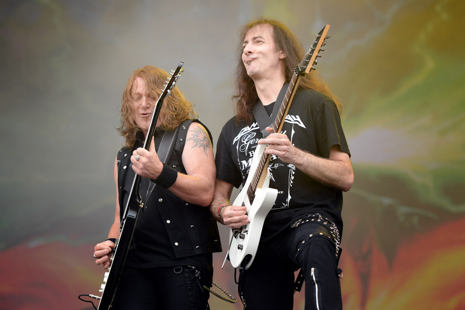Gamma Ray live, Wacken Open Air 2012