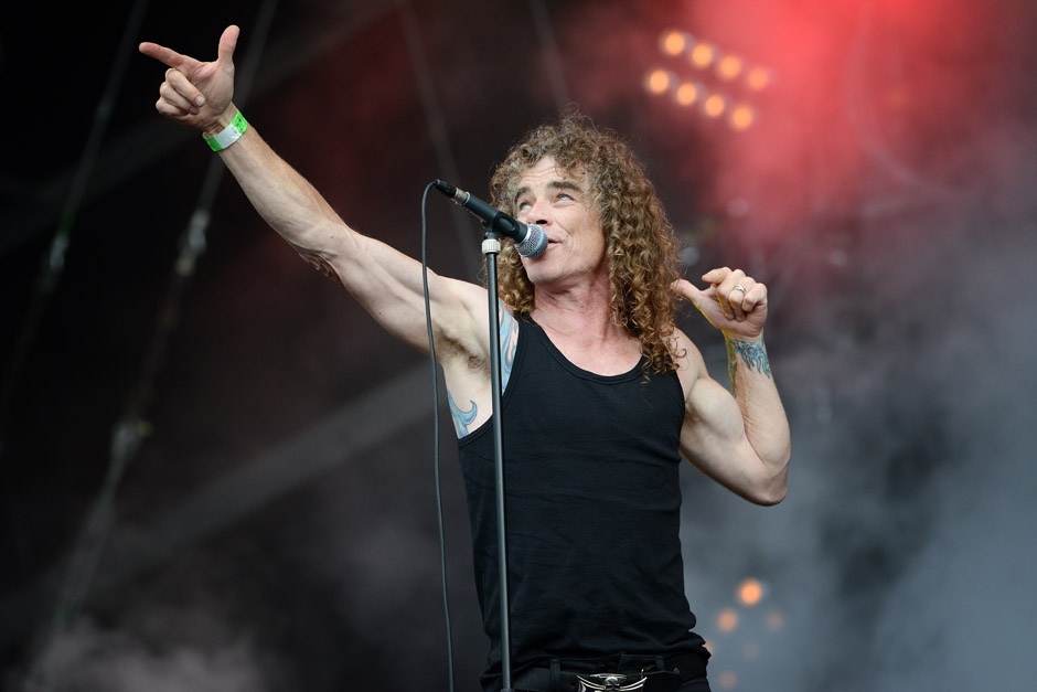 Overkill live, Wacken Open Air 2012