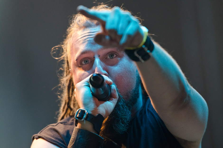 Decapitated live,  Wacken Open Air 2012