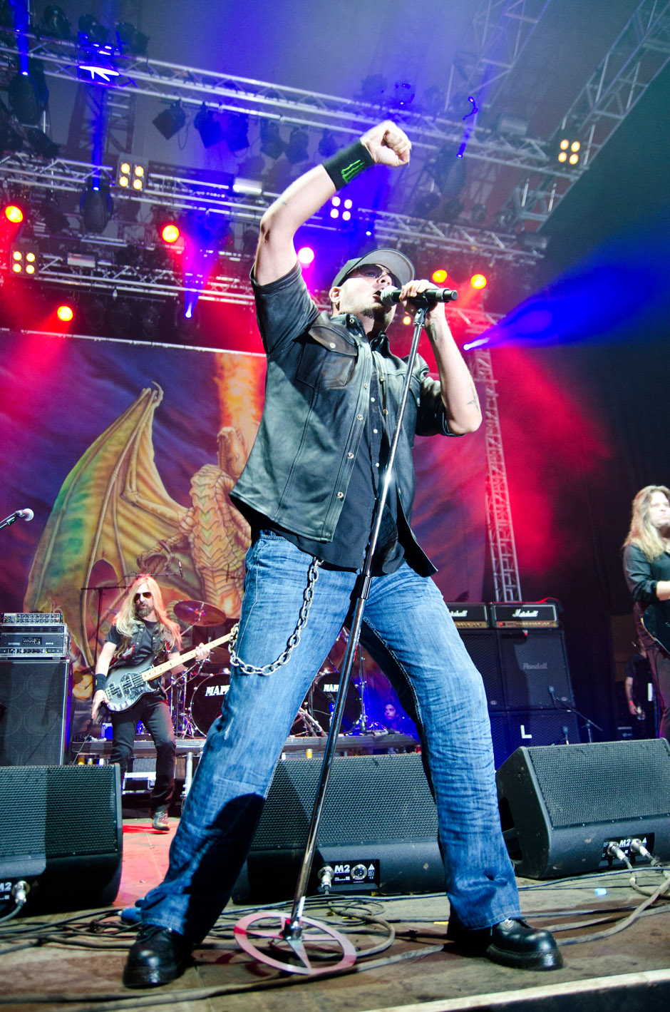 Dio Disciples live, Wacken Open Air 2012