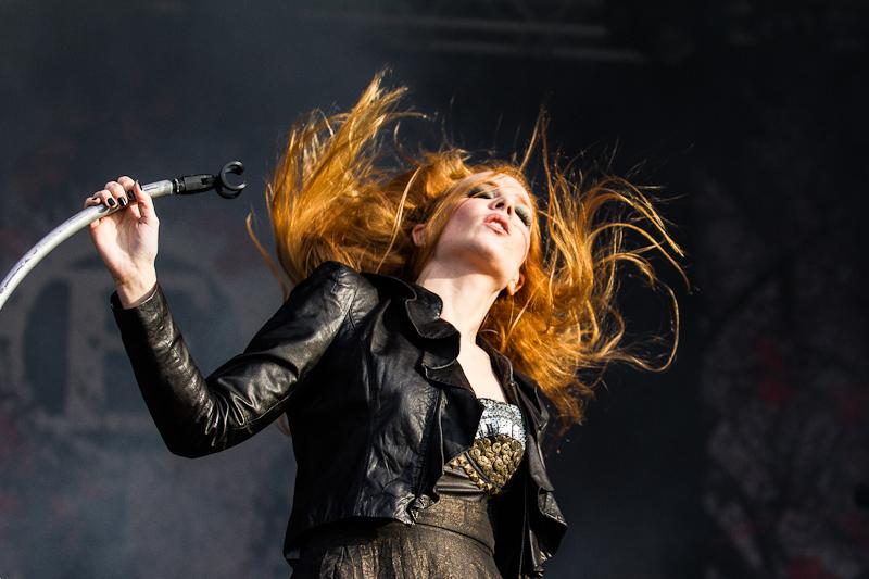 Epica live, Rock Harz 2012