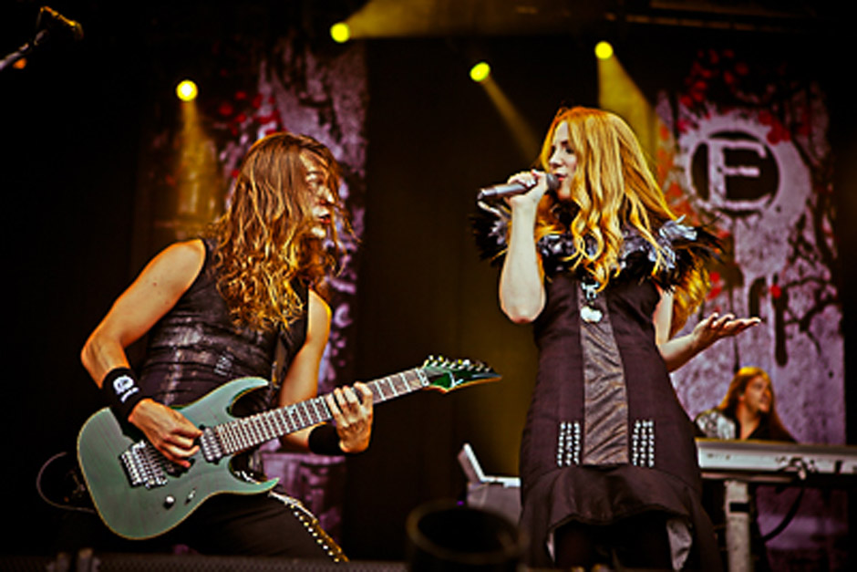 Epica live, Summer Breeze 2012