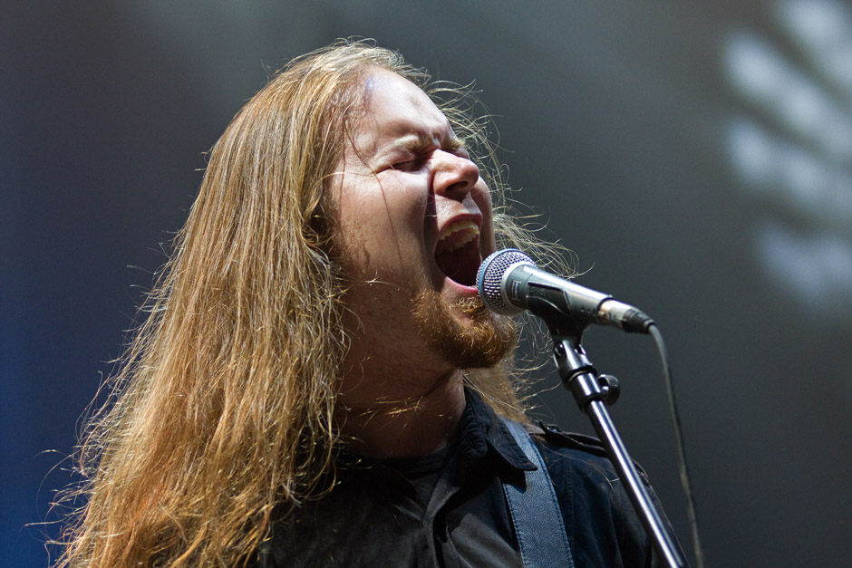 Insomnium live, Wacken Open Air 2012