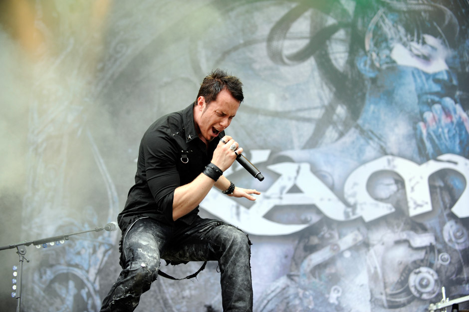 Kamelot live, Wacken Open Air 2012