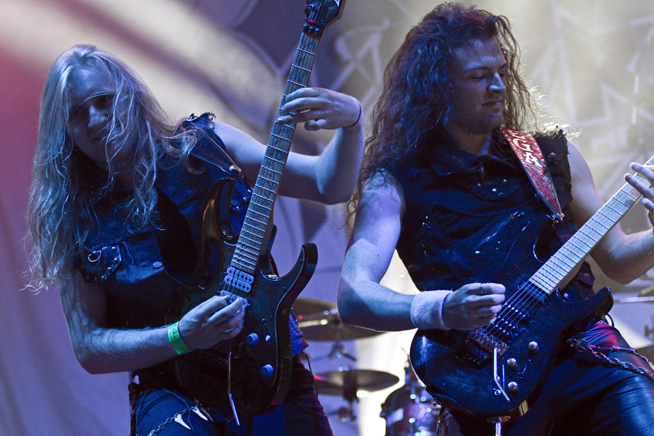 Kobra And The Lotus live, Wacken Open Air 2012
